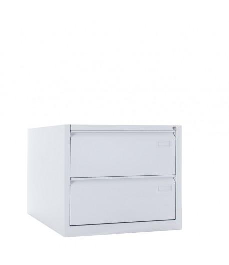 Kartotéková skriňa KR277 - 2 zásuvky