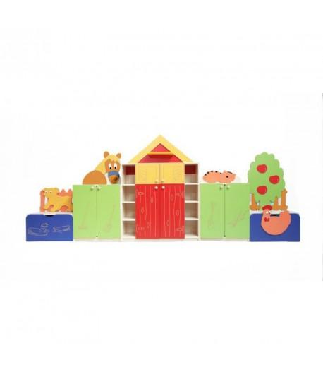 Detský nábytok Farma ZF1