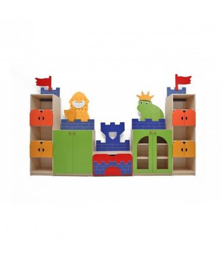 Detský nábytok zostava Zámok ZZ1