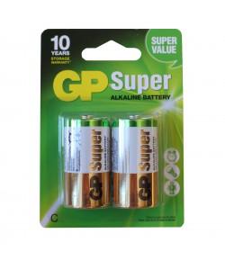 Batéria GP LR14 alk.bal
