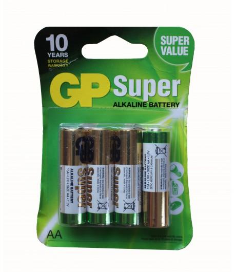 Batéria GP 1,5V alk.bal