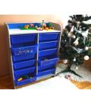 Organizér na hračky pre deti